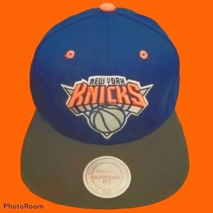 Mitchell & Ness 1904 NBA Snapback New York Knicks